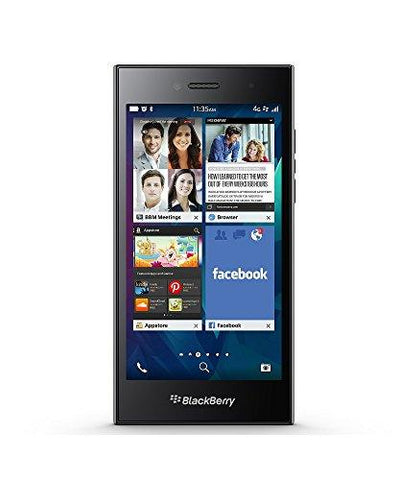 Blackberry Leap 16GB Shadow Grey-BlackBerry-Helmetdon