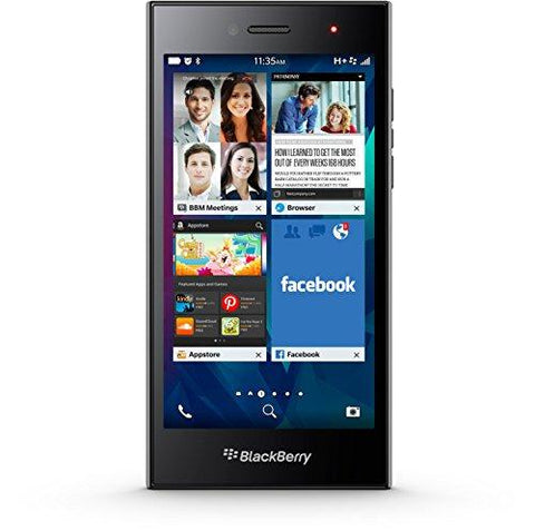 BlackBerry Leap (India-Grey)-BlackBerry-Helmetdon