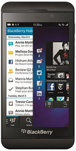 Blackberry Z10 16 Gb, 2Gb Black 4G Lte-Blackberry-Helmetdon