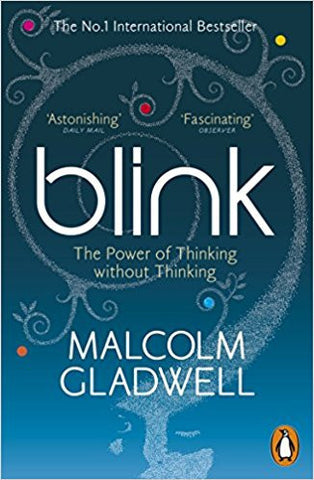 Blink: The Power of Thinking without thinking-Books-TBHPD-Helmetdon