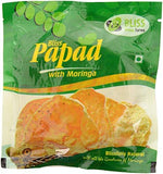 Bliss Green Farms Papad with Moringa - 100 Gms-Grocery-Bliss Green Farms-Helmetdon