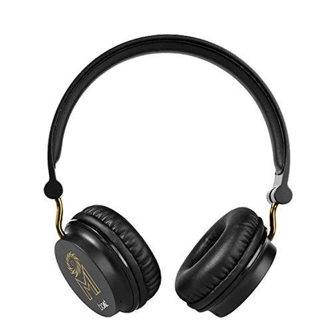 boAt Mumbai Indians Edition Rockerz 400 Bluetooth Wireless Headphone (Black)-CE-Boat-Helmetdon