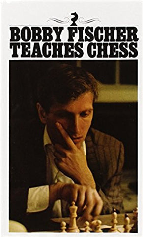 Bobby Fischer Teaches Chess-Books-TBHPD-Helmetdon