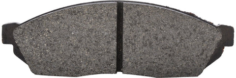 Bosch 0986AB75258F8 Performance Front Brake Pad for Maruti 800CC (Set of 4)-Auto Parts-Bosch-Helmetdon
