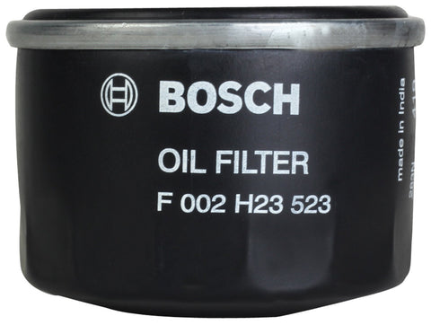 Bosch F002H235238F8 Maruti Suzuki Wagon R, Alto K Series Engine - Oil Filter-Auto Parts-Bosch-Helmetdon