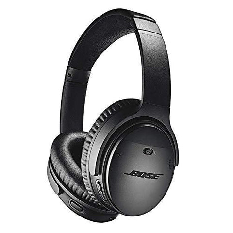 Bose Quiet Comfort 35 II Wireless Headphone (Black)-CE-Bose-Helmetdon