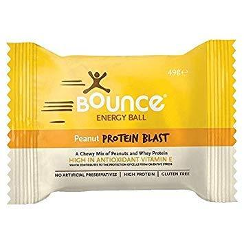 Bounce Peanut Protein Blast Ball - 49g-Beauty-Bounce-Helmetdon