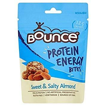 Bounce Protein Energy Bites Sweet & Salty Almond Share Pack - 90g (0.2lbs)-Beauty-Bounce-Helmetdon