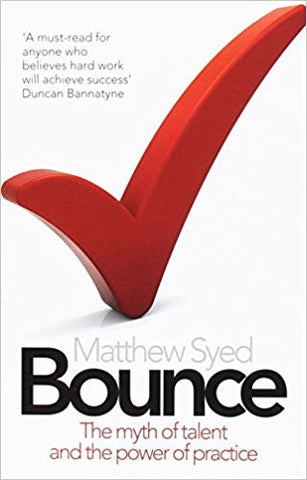 Bounce: The Myth of Talent and the Power of Practice-Books-TBHPD-Helmetdon