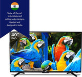 BPL 101 cm (40 inches) Vivid BPL101D51H Full HD LED TV (Black)-BPL-Helmetdon