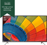 BPL 123 cm (49 inches) Steller BPL123E36S4C 4K Ultra HD LED Smart TV (Black)-BPL-Helmetdon