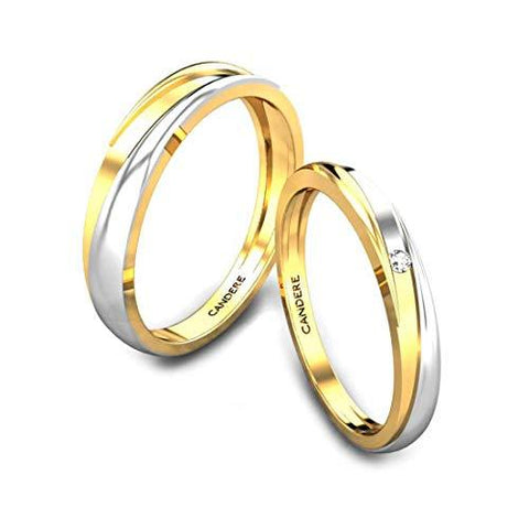 Candere by Kalyan Jewellers 22KT Yellow Gold Ring for Men
