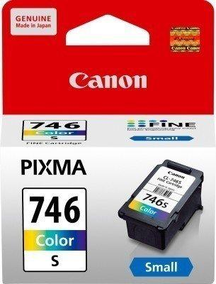 Canon CL-746s (Small) Ink Cartridge (Color)-Personal Computer-Canon-Helmetdon