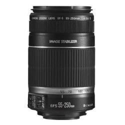 Canon EF-S 55-250mm f/4-5.6 is II Telephoto Zoom Lens for Canon DSLR Camera-CE-Canon-Helmetdon
