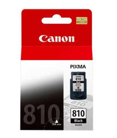 Canon PG-810 Ink Cartridge (Black)-Personal Computer-Canon-Helmetdon