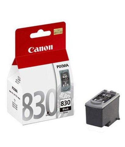 Canon PG 830 Ink Cartridge Black-Office Product-Canon-Helmetdon