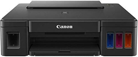 Canon Pixma G1010 Single Function Ink Tank Colour Printer-Personal Computer-Canon-Helmetdon