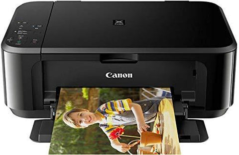 Canon Pixma MG3670 All-in-One Inkjet Wireless Printer (Black)-Personal Computer-Canon-Helmetdon
