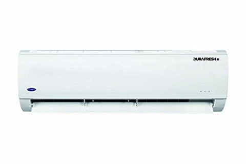 Carrier 1 Ton 3 Star Inverter Split Ac ( Copper, 12K Durafresh, White).-Carrier-Helmetdon