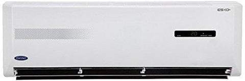 Carrier 1.5 Ton 1 Star (2018) Split AC with Cyclojet technology (Esko+, White)-Carrier-Helmetdon
