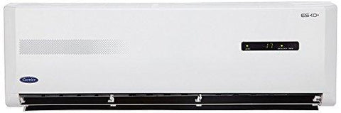 Carrier 1.5 Ton 3 Star (2018) Split AC with Cyclojet technology (Esko+, White)-Carrier-Helmetdon