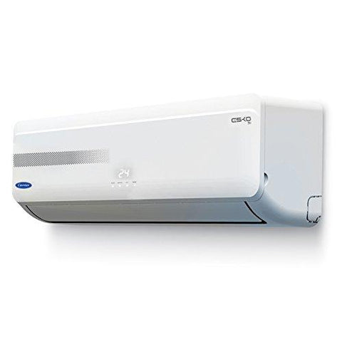 Carrier 1.5 Ton 3 Star Inverter Split AC (Copper, 18K Esko Inverter H, White)-Carrier-Helmetdon