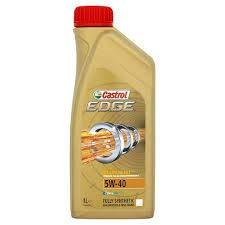 CASTROL Edge 5W40 Fully Synthetic Petrol and Diesel Engine Oil 3.5LTR-Automotive Parts and Accessories-Castrol-Helmetdon