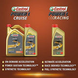 Castrol POWER1 4T 10W-30 Synthetic Engine Oil for Bikes (900ml)-Automotive Parts and Accessories-Castrol-Helmetdon