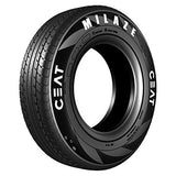 Ceat 101535 Milaze TL 145/70 R13 71T Tubeless Car Tyre-Automotive Parts and Accessories-Ceat-Helmetdon