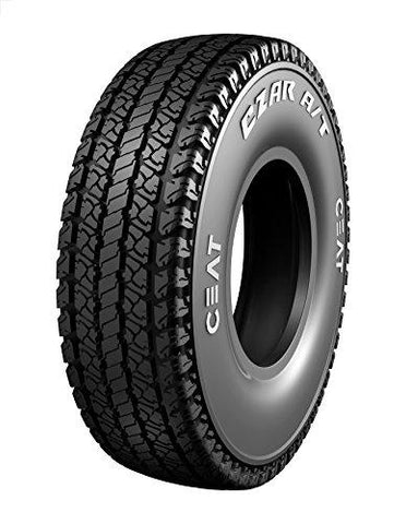 Ceat 101951 Czar A/T 265/65 R17 Tubeless Car Tyre-Automotive Parts and Accessories-Ceat-Helmetdon