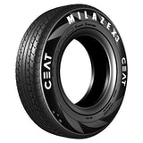 Ceat Milaze X3 145/80 R13 75T Tubeless Car Tyre (Home Delivery)-Automotive Parts and Accessories-Ceat-Helmetdon