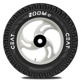 Ceat Zoom D 90/90-12 54J Tubeless Scooter Tyre,Front or Rear (Home Delivery)-Automotive Parts and Accessories-Ceat-Helmetdon