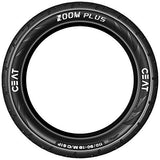 Ceat Zoom Plus 110/90-18 61P Tubetype Bike Tyre,Rear-Automotive Parts and Accessories-Ceat-Helmetdon