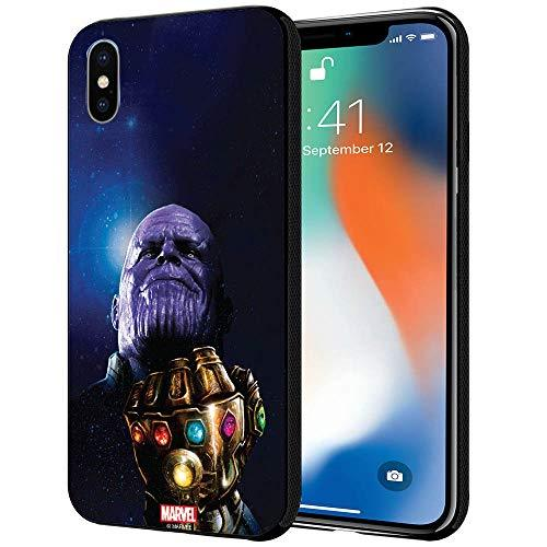 new product dfd35 e4a5a Cellkraft Licensed Marvel Thanos Infinity War Hard Back Case Mobile Cover  for Apple iPhone Xs Max (D273)