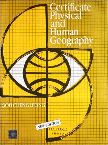 Certificate Physical and Human Geography-Books-UBSPD-Helmetdon