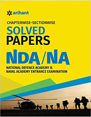 Chapterwise-Sectionwise Solved Papers NDA & NA-Books-TBHPD-Helmetdon