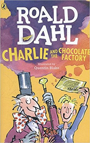 Charlie and the Chocolate Factory (Dahl Fiction)-Books-TBHPD-Helmetdon