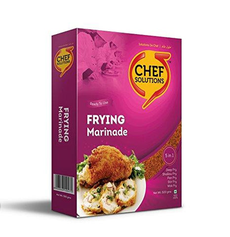 Chef Solutions Frying Marinade 500g-Grocery-Chef Solutions-Helmetdon