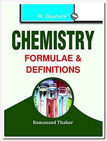 Chemistry Formulae & Definitions-Books-TBHPD-Helmetdon