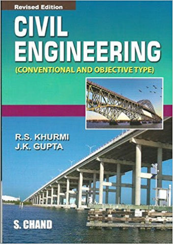 Civil Engineering: Conventional and Objective Type-Books-TBHPD-Helmetdon