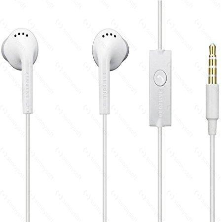 Classikk YS and YR 3.5 mm Audio Jack Earphone for All Smart Phones, Tablets and Laptop (White)-CE-Samsung-Helmetdon