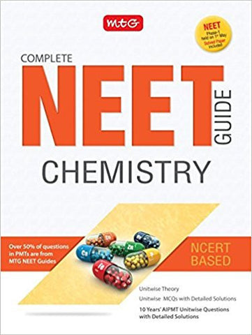 Complete NEET Guide: Chemistry-Books-TBHPD-Helmetdon