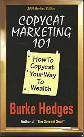 Copycat Marketing 101-Books-TBHPD-Helmetdon