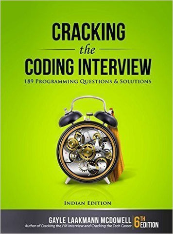 Cracking the Coding Interview-Books-TBHPD-Helmetdon