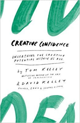 Creative Confidenc: Unleashing the Creative Potential Within Us All-Books-TBHPD-Helmetdon