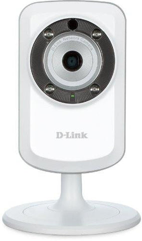 D-Link DCS-933L Wireless N IR Home Network Camera H264 (Day + Night Vision) + Range Extender-Electronics-D Link-Helmetdon