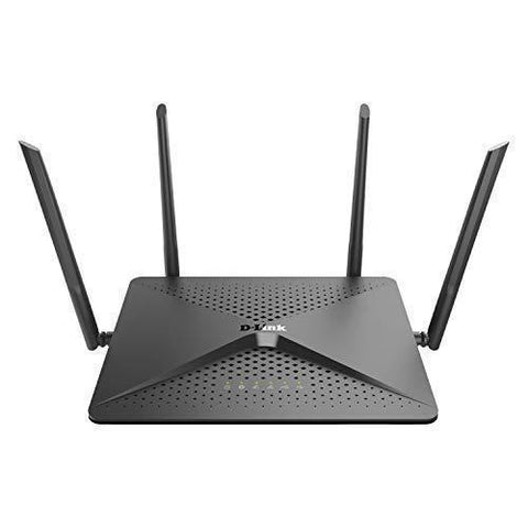 D-Link EXO AC2600 MU-MIMO Wi-Fi Router – 4K Streaming and Gaming, with USB Ports (DIR-882)-Personal Computer-D-Link-Helmetdon