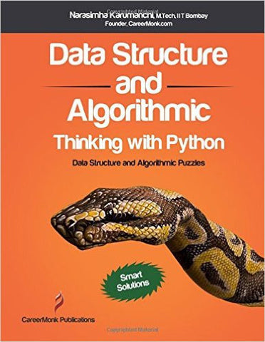 Data Structure and Algorithmic Thinking with Python-Books-TBHPD-Helmetdon