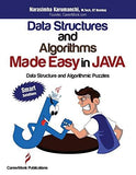 Data Structures and Algorithms Made Easy in Java: Data Structure and Algorithmic Puzzles-Book-Careermonk Publications-Helmetdon