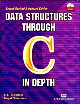 Data Structures Through C in Depth-Books-TBHPD-Helmetdon